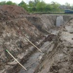 Sewer Realignment around Woodburn Subdivision